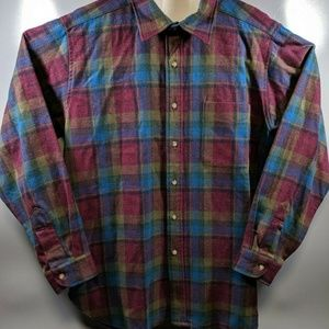 Pendleton Men's Longsleeve Button-Up | Sz: L